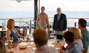 Unparalleled backstabbing on a screw-you yacht ... Succession.