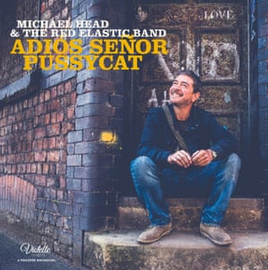 The sleeve of Michael Head and The Red Elastic Band's Adiós Señor Pussycat