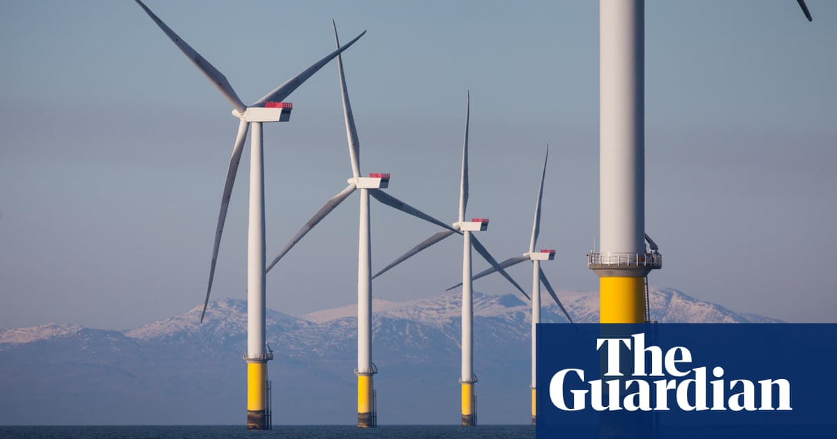 Global windfarm installations expected to surge after Covid drop, says report