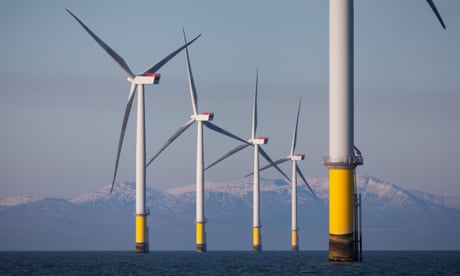 Why oil giants are swapping oil rigs for offshore windfarms
