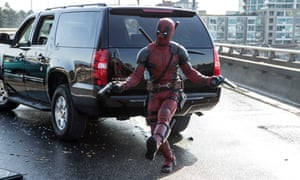 Deadpool was downloaded 'millions' of times, according to TorrentFreak.