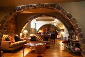 Drinking Den The Bella Luce Hotel Cellar Lounge Which Hosts Luke Wheadons Gin