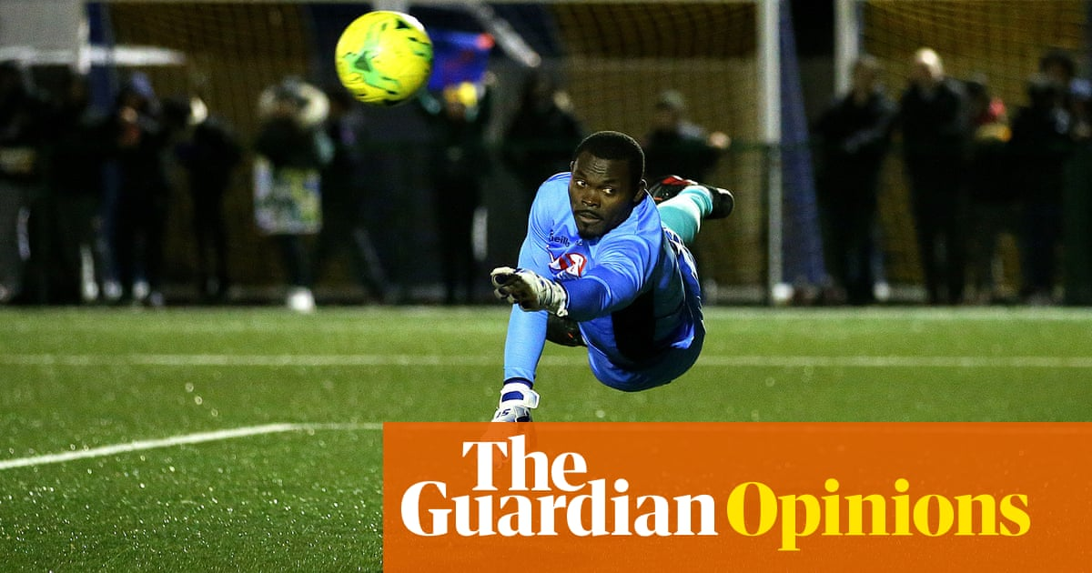 English football should not be so keen to mount its high horse so readily | David Conn