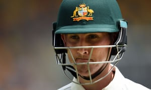Struggling Australian No6 Nic Maddinson