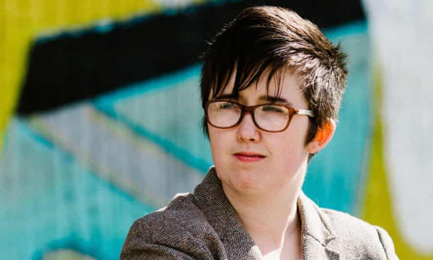 Lyra McKee pictured in May 2017.