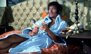 Peter Wyngarde in Department S, 1969. He was a reputable actor who came to believe his own publicity.