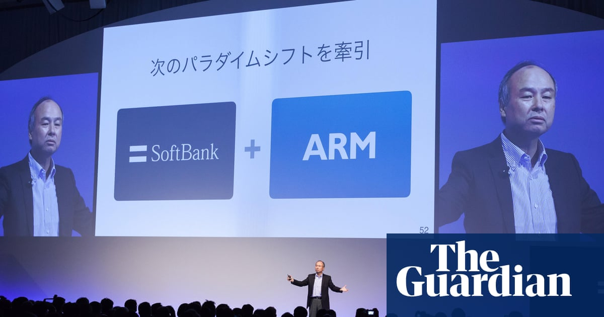 ARM shareholders approve SoftBank takeover | Business | The Guardian