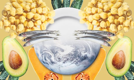 Seeds, kale and red meat once a month – how to eat the diet that will save the world