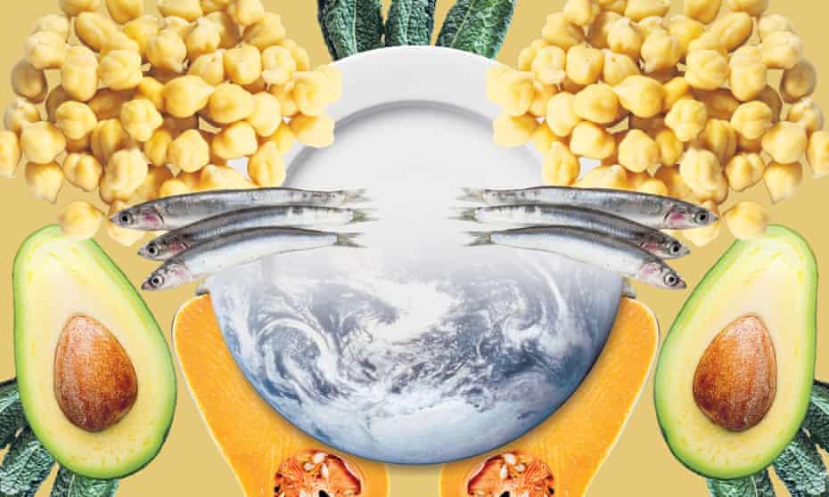 New global diet illo