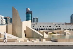 Abu Dhabi, UAEAl Hosn Masterplan, DCT Abu Dhabi by CEBRA Abu Dhabi