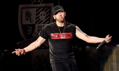 The woke Slim Shady – understanding Eminem in the age of Trump