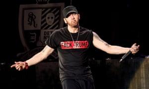The woke Slim Shady – understanding Eminem in the age of