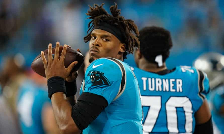 Cam Newton is still only 31 but has struggled with injuries