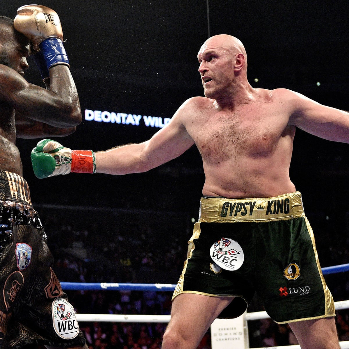 Tyson Fury says Deontay Wilder rematch has been agreed for 22 ...