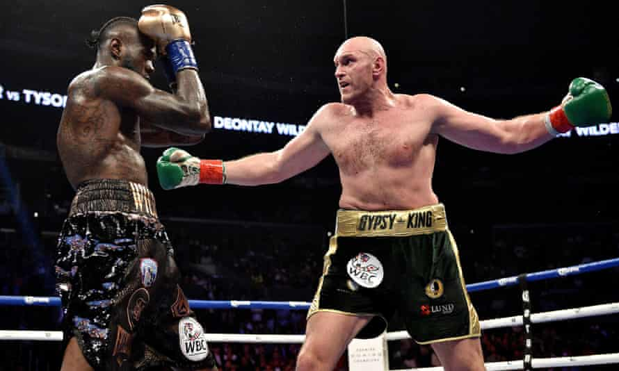 Tyson Fury has claimed he will fight Deontay Wilder again on 22 February 2020.