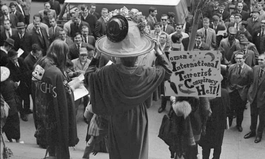 WITCH putting a hex on Wall Street, 1968