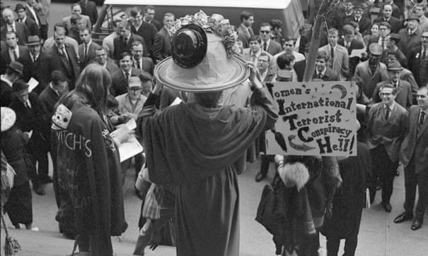 Monsters, men and magic: why feminists turned to witchcraft to
