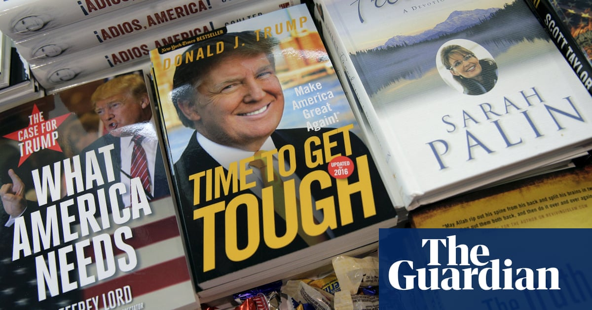 Alt-writing: how the far right is changing US publishing | Books