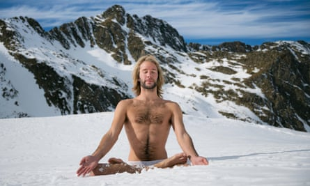 'Ice man' Wim Hof's method