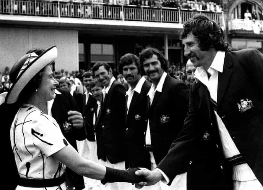 The Queen 1975