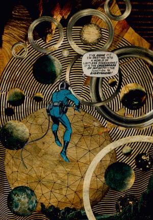 "Original interior art, ""This Man, This Monster!,"" Fantastic Four No. 51; script, Stan Lee; pencils, Jack Kirby; inks, Joe Sinnott; June 1966."