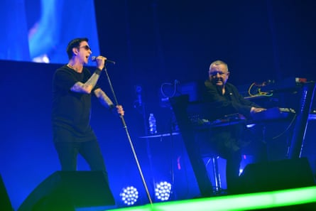 Marc Almond and Dave Ball.