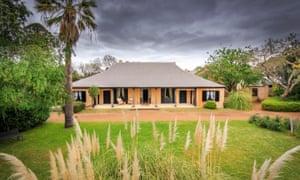 Elizabeth Farm, Parramatta, the home of John and Elizabeth Macarthur