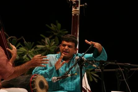 Singer TM Krishna