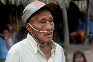 Many Nahua men, women and children in Peru's Amazon died in the 1980s. Now they have been hit by a mercury epidemic that led to the government declaring a health emergency last month.