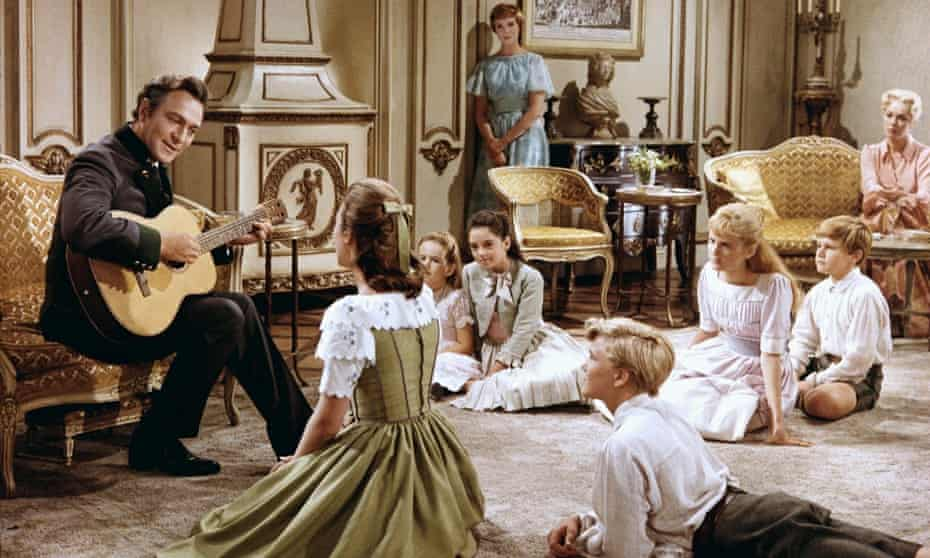 Plummer in The Sound of Music.