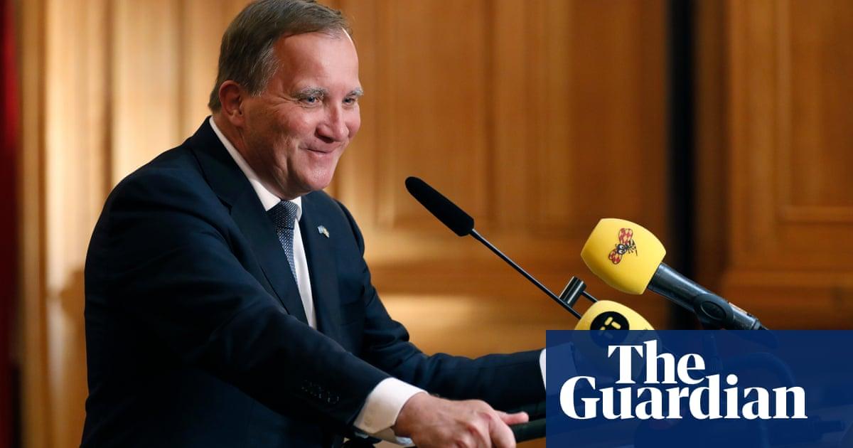 Stefan Löfven back as Swedish PM weeks after no-confidence vote