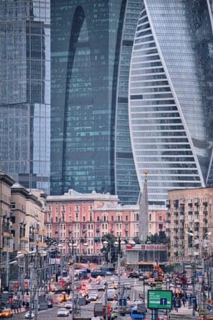 Shorlist Moscow by Anna Kaunis