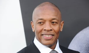 Dr Dre in June 2017. His previous feature film, Straight Outta Compton, grossed $200m worldwide.