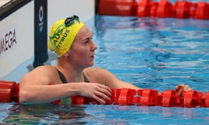 Ariarne Titmus is one of the names to watch in the pool
