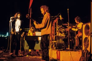 The Doors The Doors performing the last ever UK concert. Brian Hinton the author of many books on the subject of the Isle of Wight, said the performance was an experience never to be forgotten, the live recording proving without doubt that the Doors were at their best.