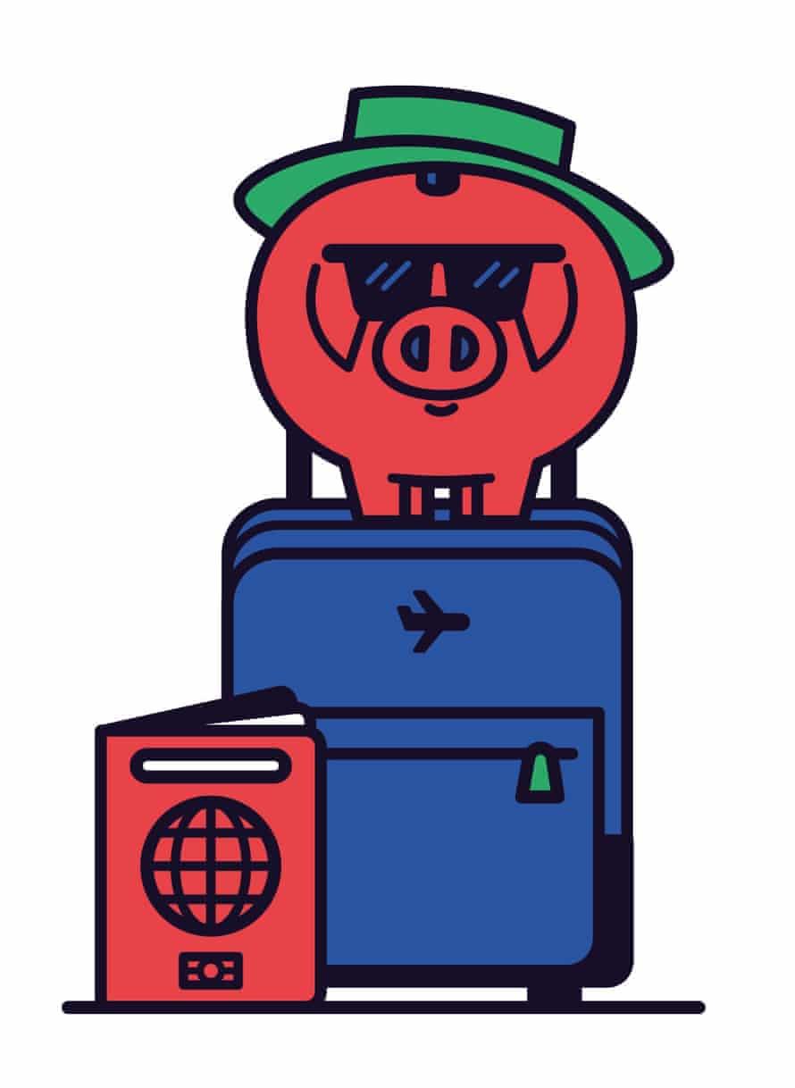 Sort your finance passport pig