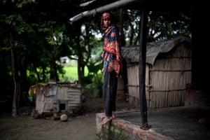 Tara Banu, 16, has schizophrenia