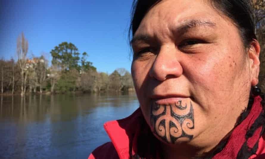 'Historic achievement': Nanaia Mahuta Moko, New Zealand's new foreign minister,