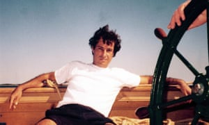 Living the dream ... Michel Cohen.