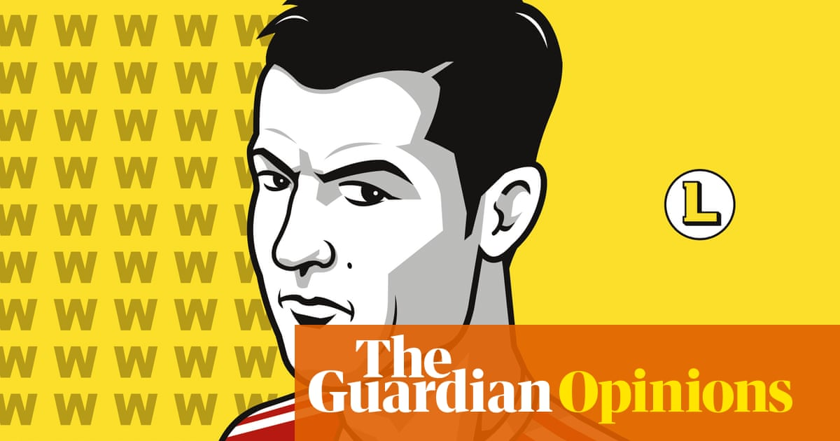 We should relish results that jolt the toxic Ronaldo and Messi fanfare