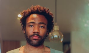 'Glover's understanding of American culture shines with diamond clarity' ... Donald Glover AKA Childish Gambino.