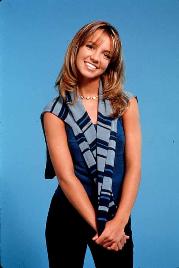 Britney Spears in 1999.