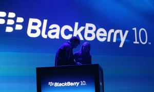 BlackBerry has been transformed from one-time smartphone giant into small software company.