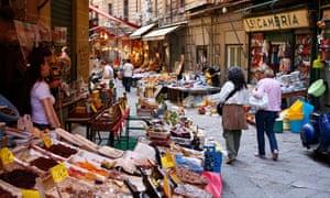 Vucciria Market, Palermo, Sicily