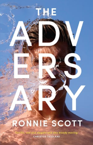 Cover image for the Adversary, by Ronnie Scott.