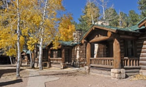 Grand Canyon Lodge, North Rim.