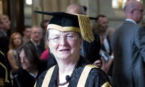 Vice-chancellor of Bath University Glynis Breakwell.