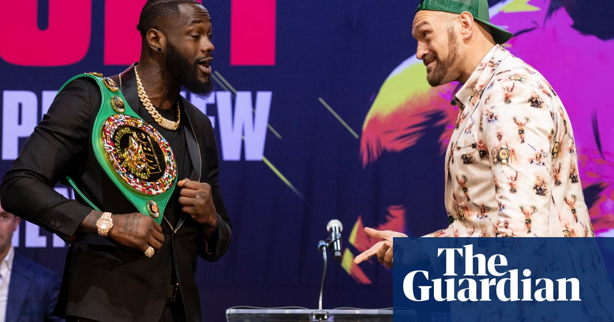 Tyson Fury predicts he will win rematch with Deontay Wilder in second round