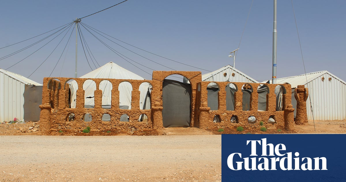 'Existing is an act of resistance': the Syrian refugees creating design from displacement