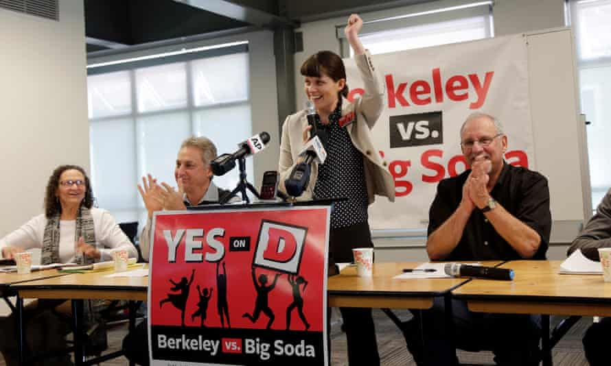 A soda tax in California resulted in only 22% of the levy reaching consumers
